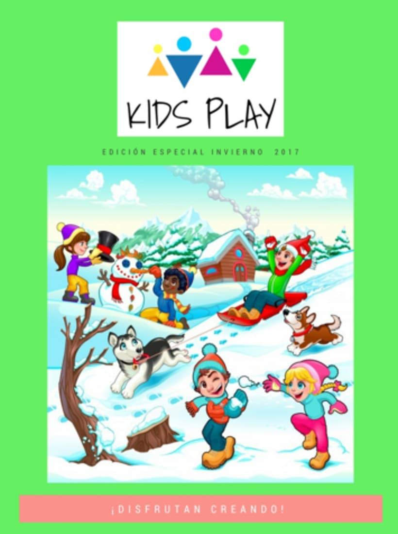 Diseños para KIDS PLAY 8