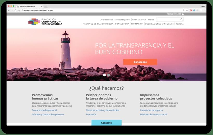 Fundación Compromiso y Transparencia 0