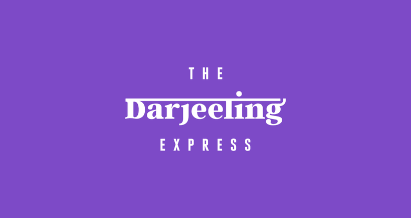 The Darjeeling Express Branding 3