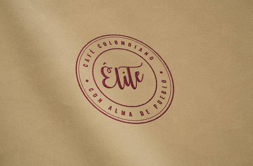 Logotipo - Élite -1