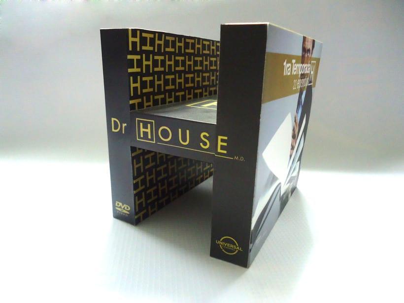 Empaque - Dr. House -1