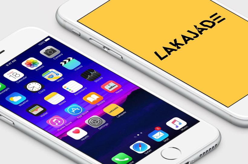 Interfaz iOS app 0