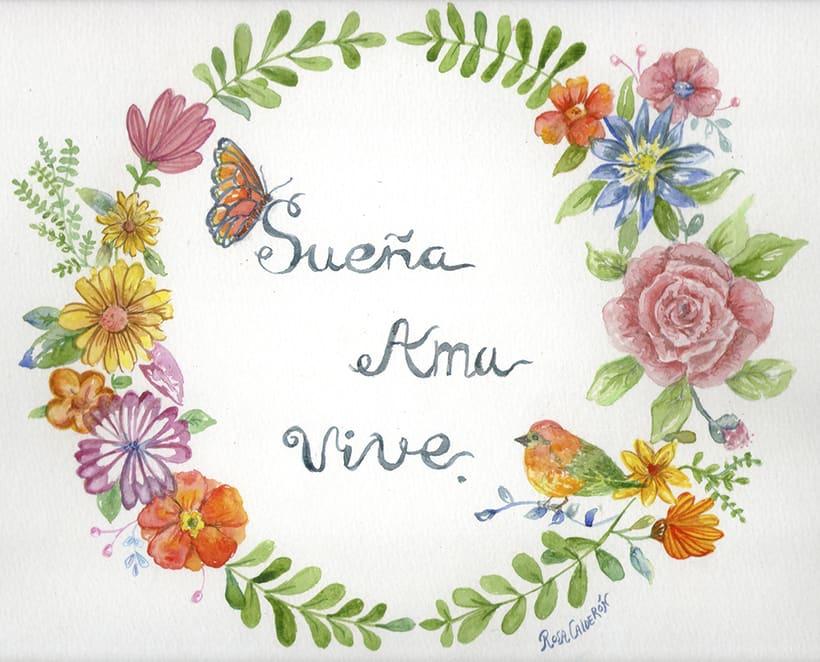 Mi Proyecto del curso: Rosetón de flores 0