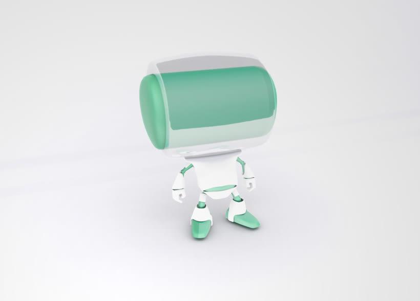 toy robot -1
