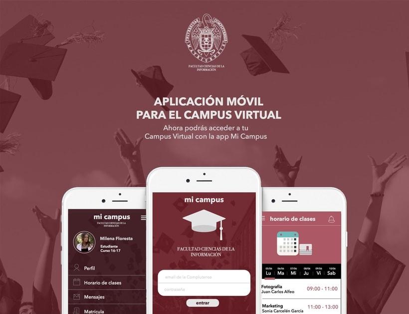 Diseño y Propuesta de App Móvil para la Universidad Complutense -1
