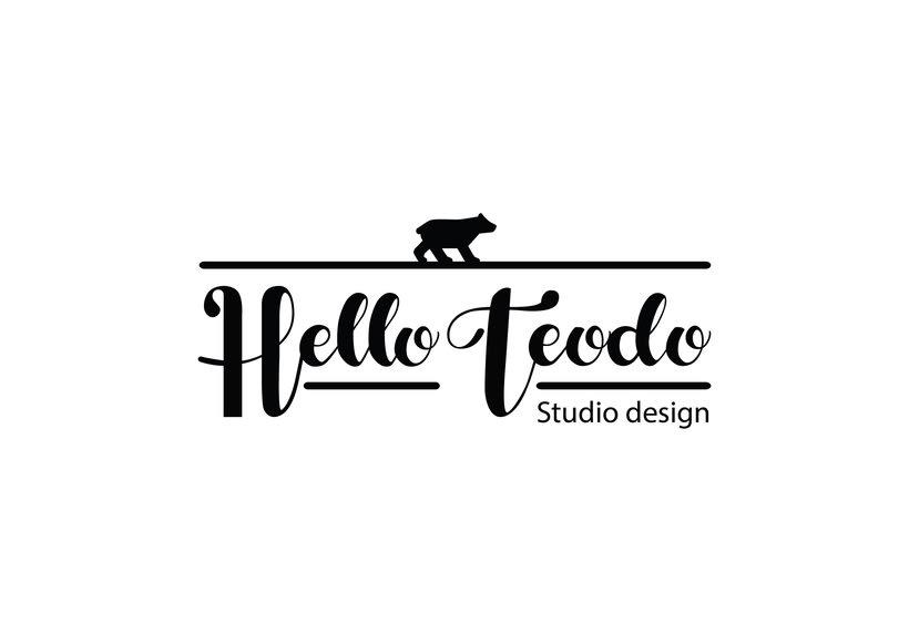 Mi Proyecto del curso: Diseño de logotipos caligráficos 1