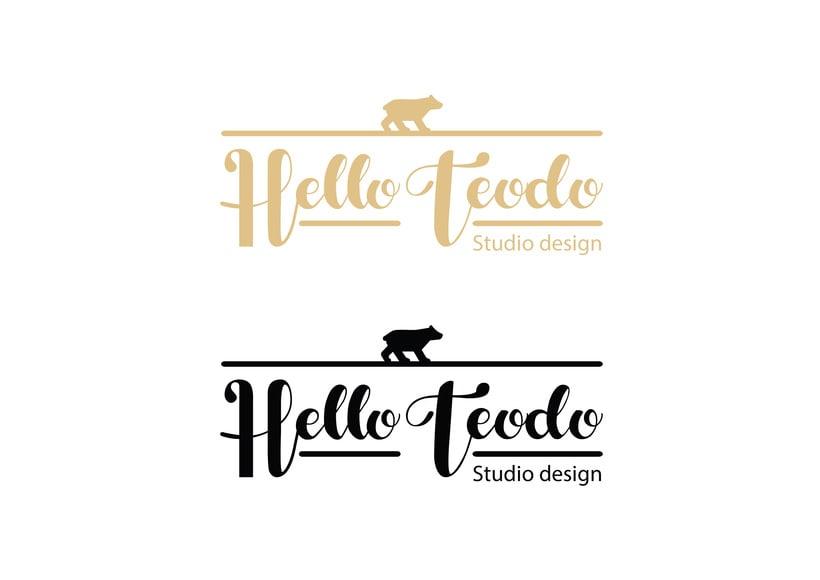 Mi Proyecto del curso: Diseño de logotipos caligráficos 2