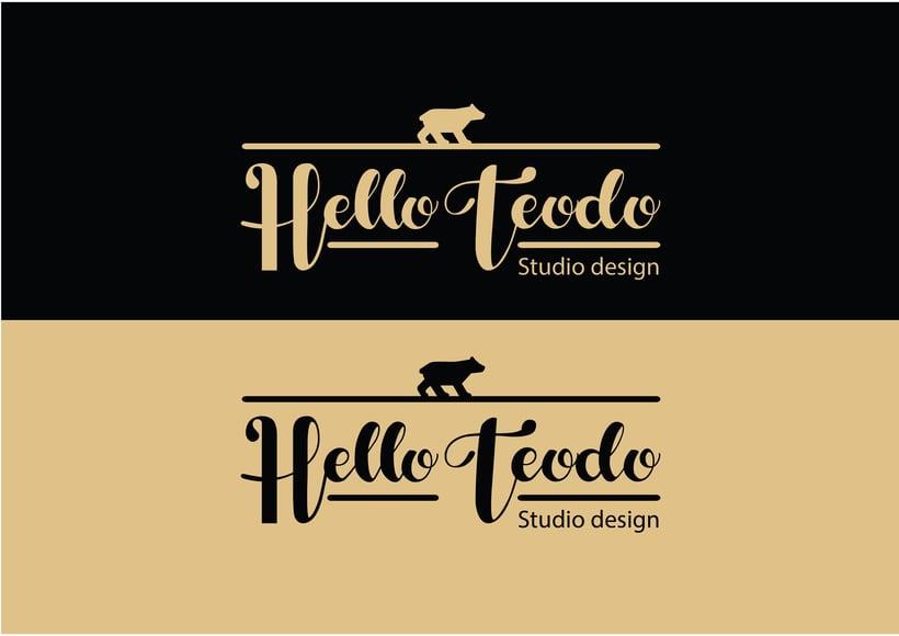 Mi Proyecto del curso: Diseño de logotipos caligráficos 3