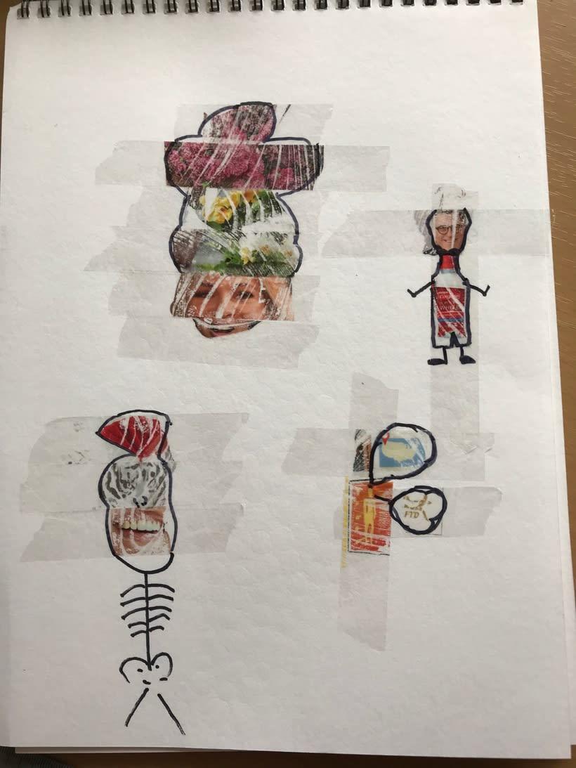 Mi Proyecto del curso: Dibujo para principiantes nivel -1 7