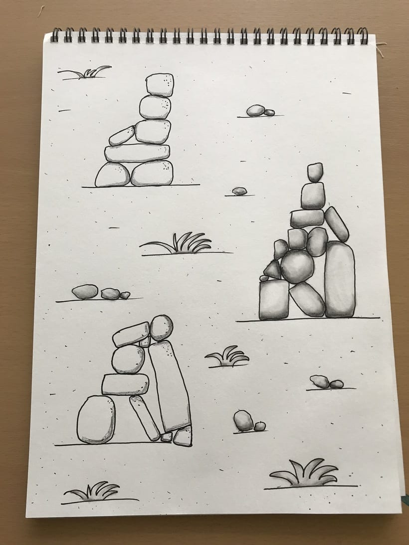 Mi Proyecto del curso: Dibujo para principiantes nivel -1 8