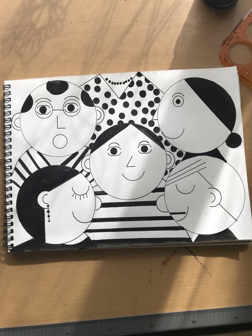 Mi Proyecto del curso: Dibujo para principiantes nivel -1 9