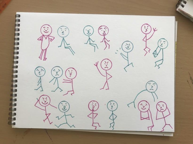 Mi Proyecto del curso: Dibujo para principiantes nivel -1 13