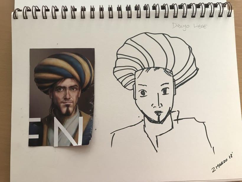 Mi Proyecto del curso: Dibujo para principiantes nivel -1 15