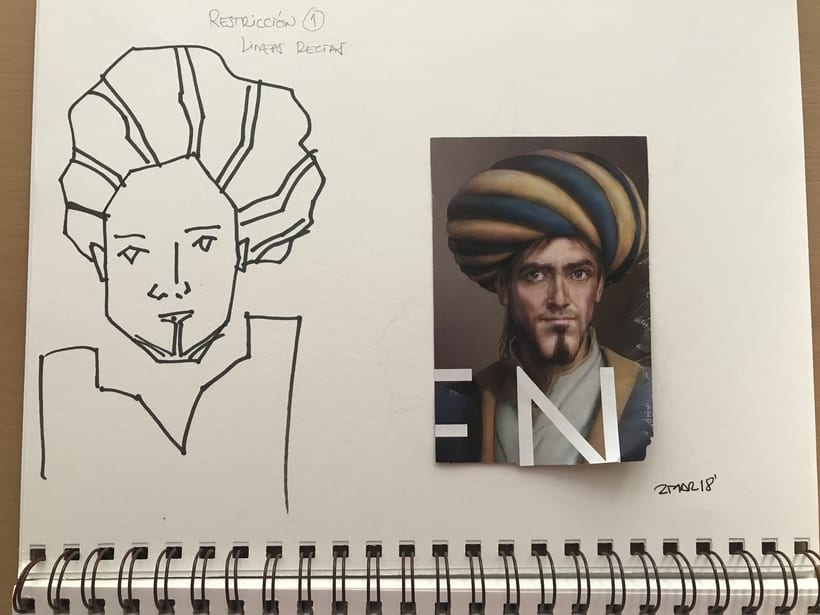 Mi Proyecto del curso: Dibujo para principiantes nivel -1 16