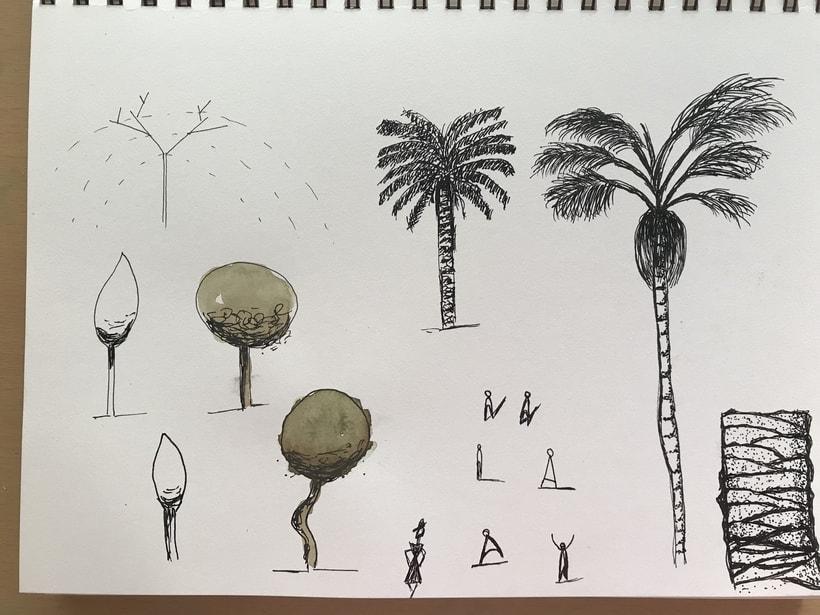 Mi Proyecto del curso: Dibujo para principiantes nivel -1 20