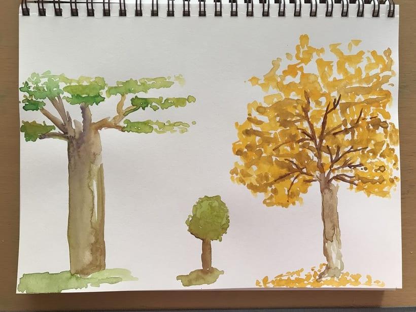 Mi Proyecto del curso: Dibujo para principiantes nivel -1 21