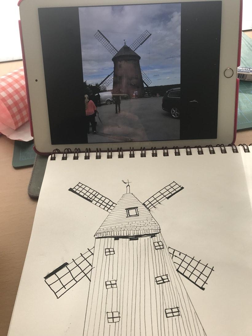 Mi Proyecto del curso: Dibujo para principiantes nivel -1 26