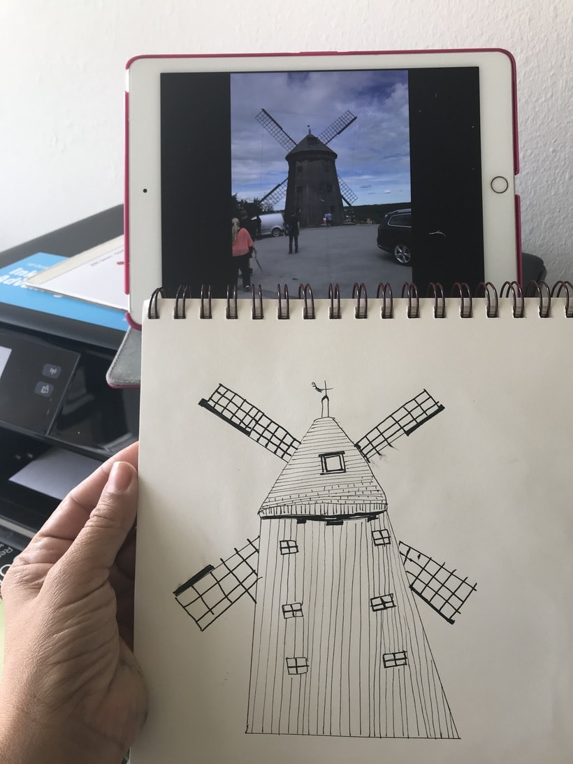 Mi Proyecto del curso: Dibujo para principiantes nivel -1 27