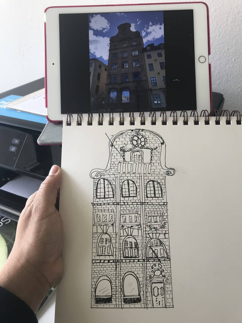 Mi Proyecto del curso: Dibujo para principiantes nivel -1 28
