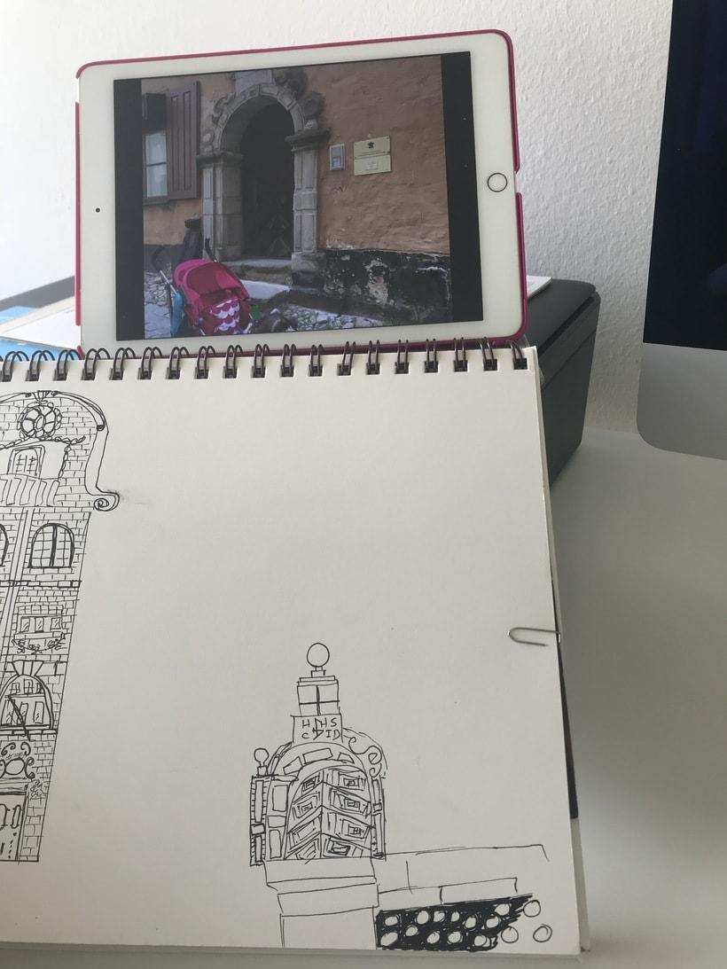 Mi Proyecto del curso: Dibujo para principiantes nivel -1 29
