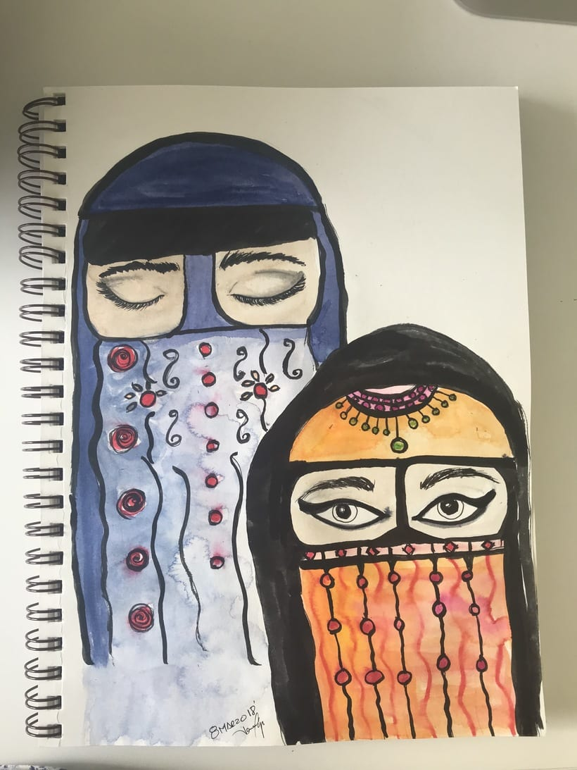 Mi Proyecto del curso: Dibujo para principiantes nivel -1 33