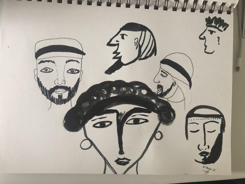 Mi Proyecto del curso: Dibujo para principiantes nivel -1 34