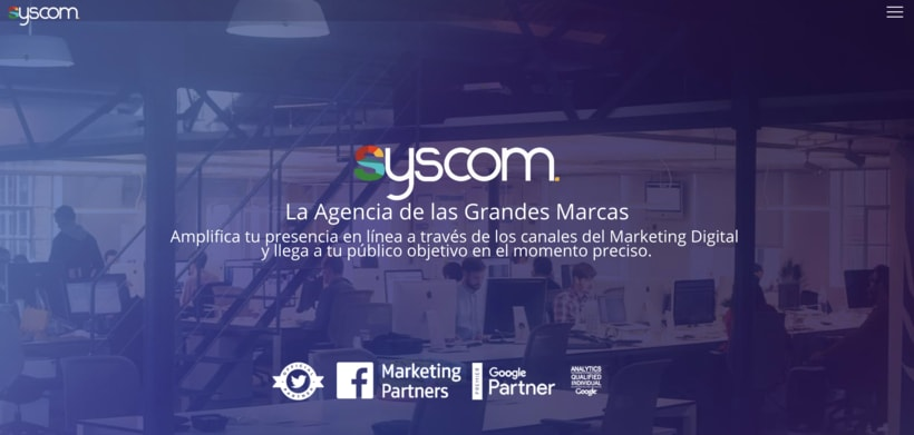 Gerente de Proyecto en AgenciaSyscom.com 0