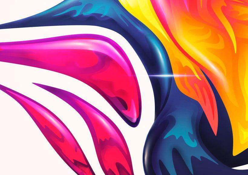 Animalística Misionera: Zopilote Rey - Speed Painting 2