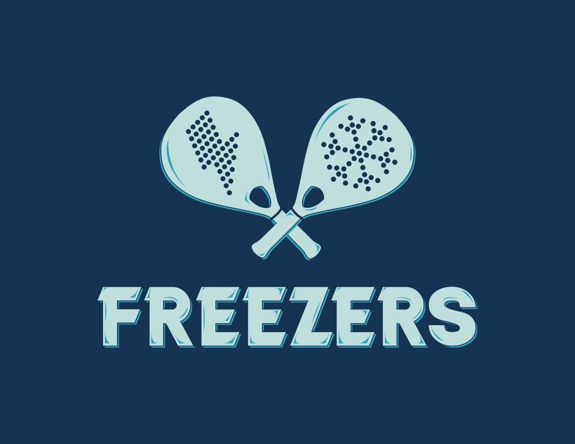 Logo e identidad - THE FREEZERS 1