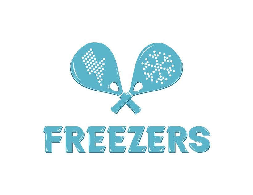 Logo e identidad - THE FREEZERS 2