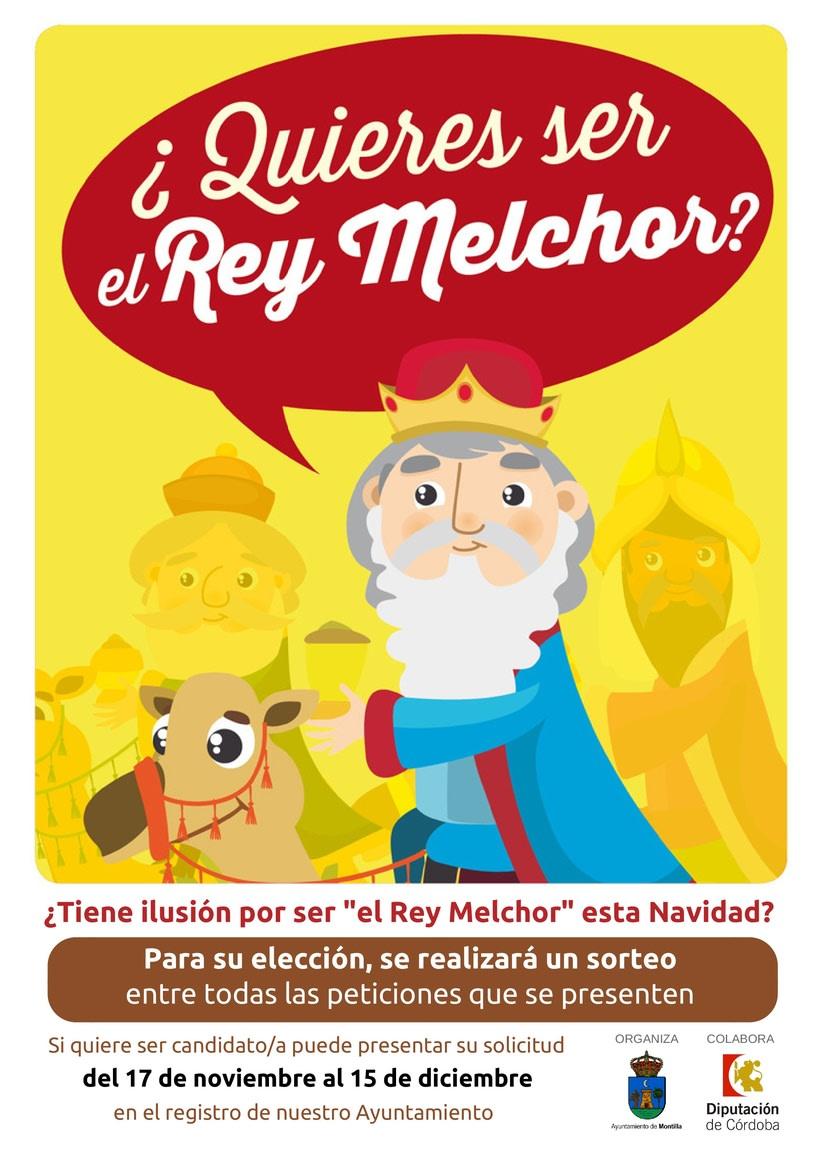 Campaña quieres ser rey Melchor -1