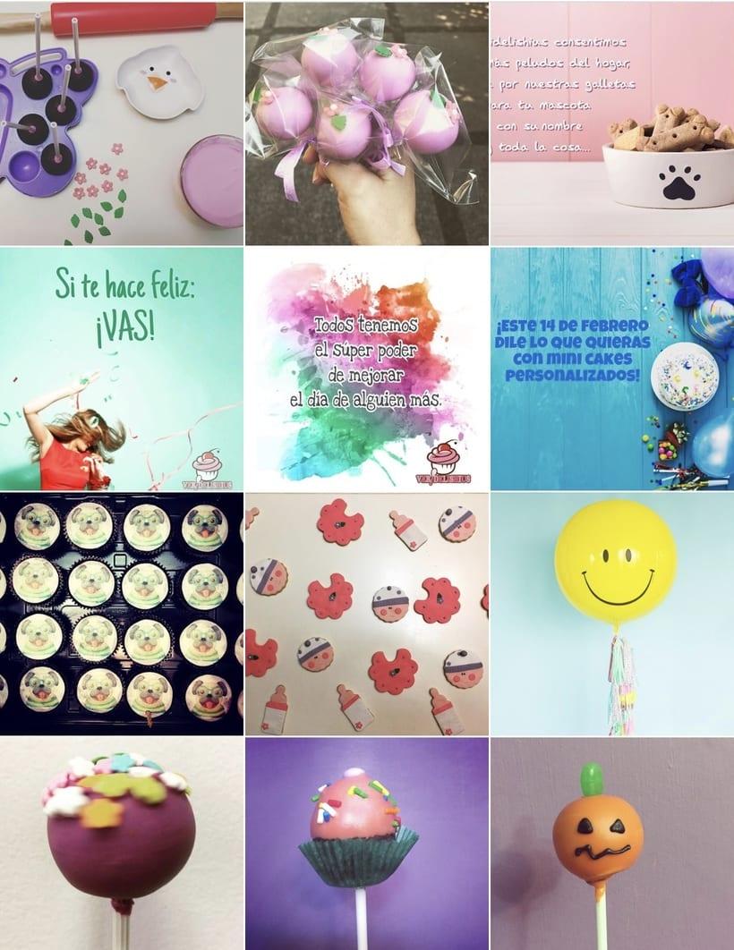 Mi Proyecto del curso: Fotografía para redes sociales: Lifestyle branding en Instagram -1