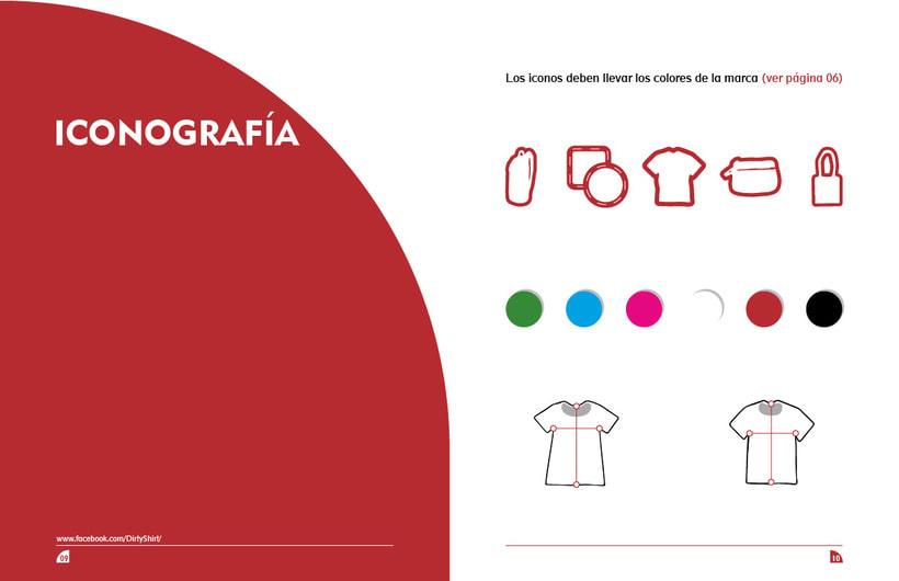 Manual de marca DirtyShirt Ropa 4
