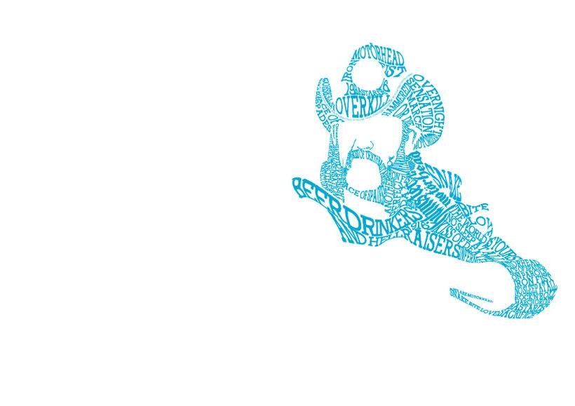 Personaje tipográfico en Illustrator 3