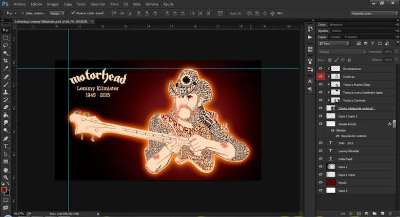 Personaje tipográfico en Illustrator 6