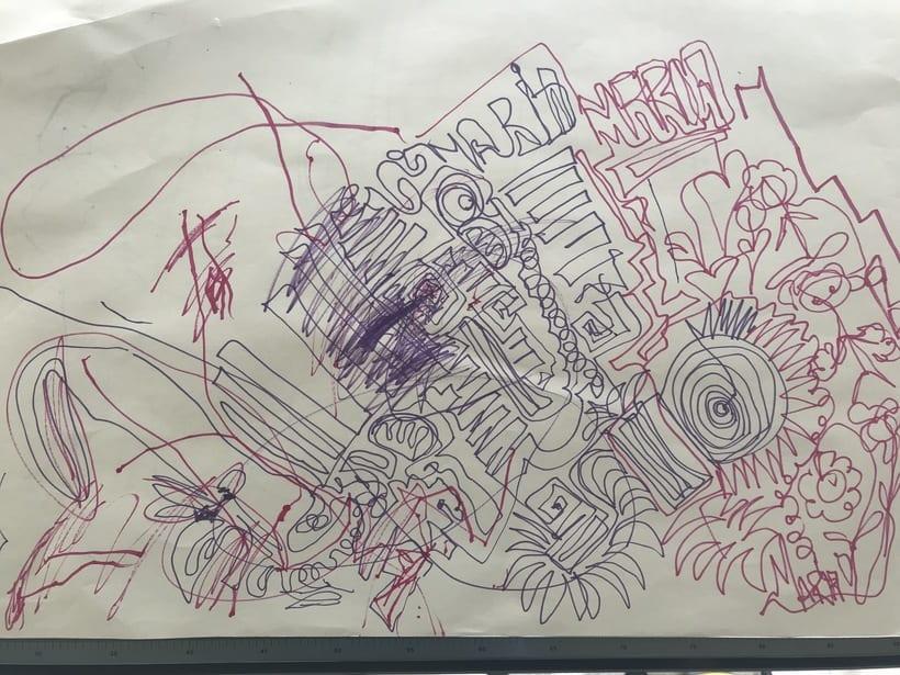Mi Proyecto del curso: Dibujo para principiantes nivel -1 35