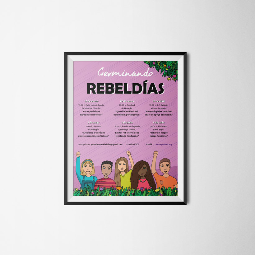 Germinando REBELDÍAS 2
