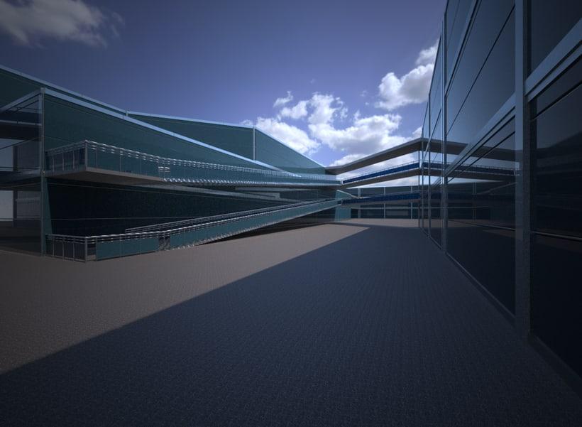Arch Viz: Modelado Arquitectónico 3D -1