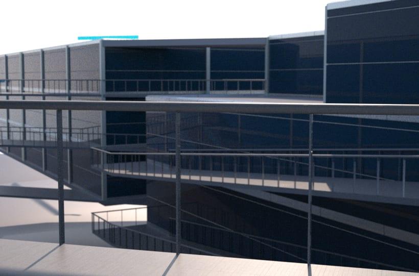 Arch Viz: Modelado Arquitectónico 3D 1