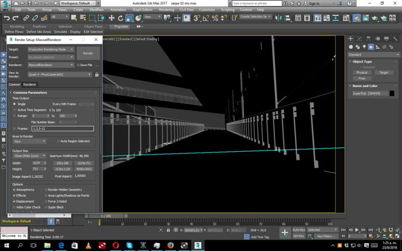 Arch Viz: Modelado Arquitectónico 3D 4