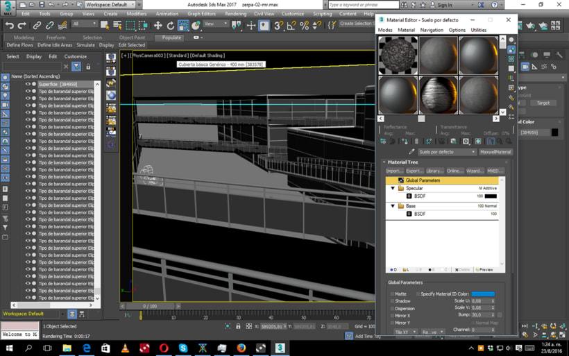 Arch Viz: Modelado Arquitectónico 3D 5