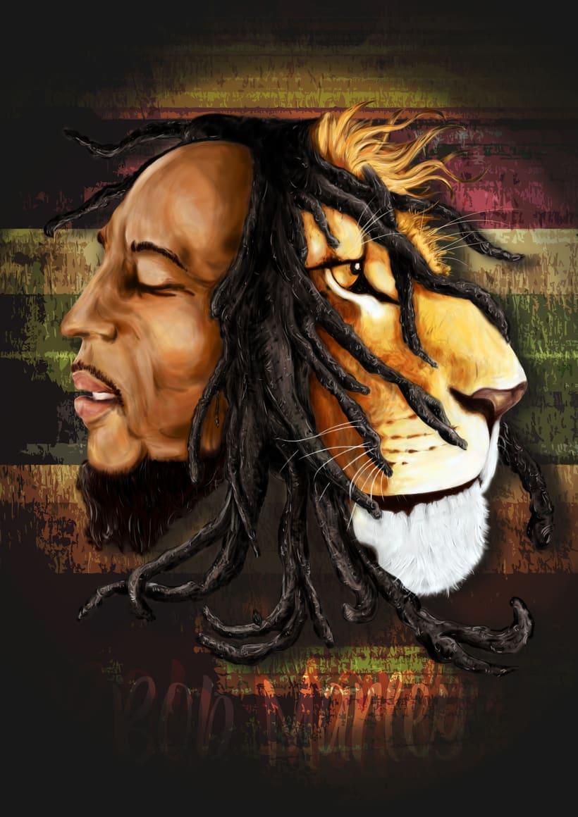 Lion Marley 0