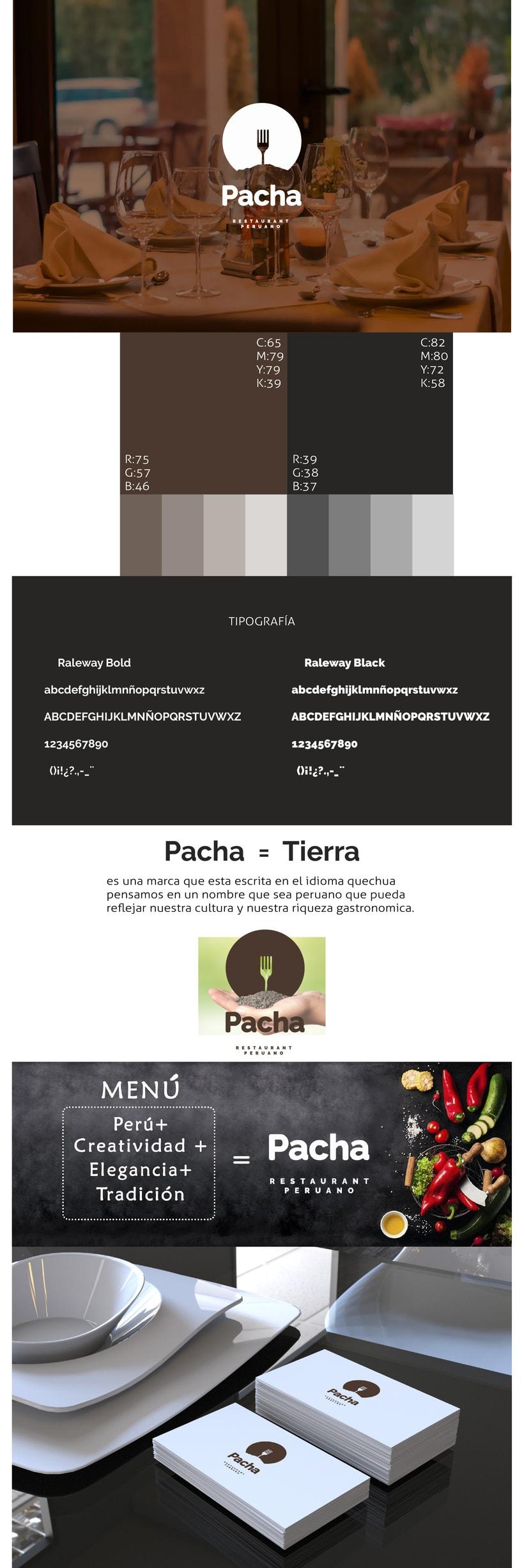 Marca Pacha  -1