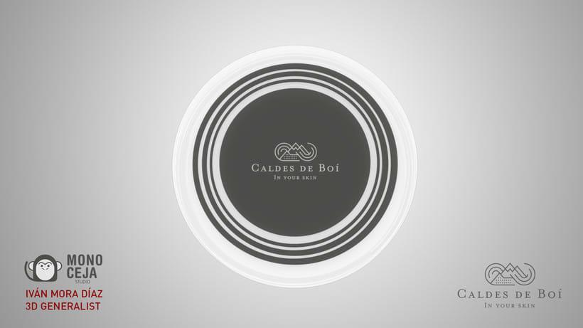 Caldes de Boí- in your skin® CG product model 0