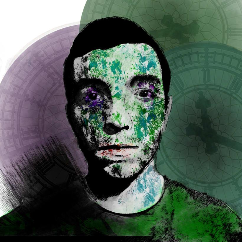 Mi Proyecto del curso: Retrato ilustrado con Photoshop 1