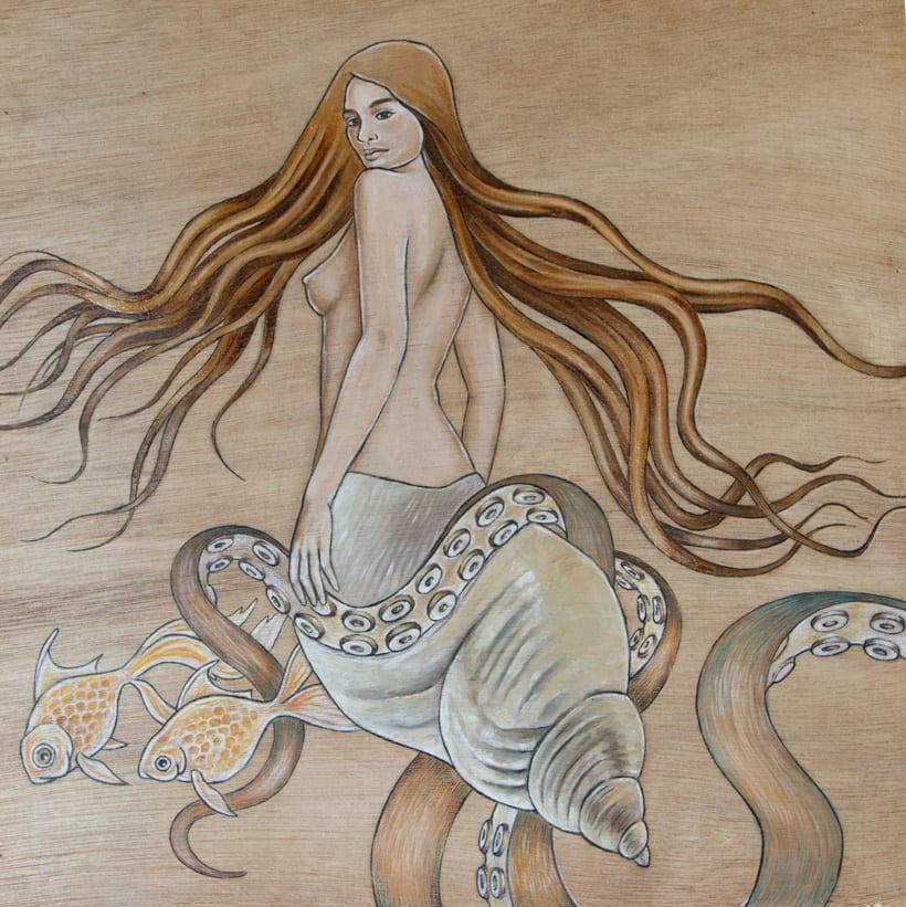 Mermaid II -1