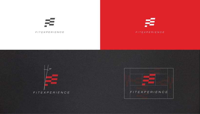 FITEXPERIENCE (Brand identity) 0