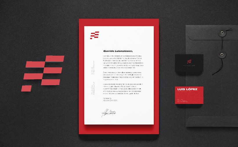 FITEXPERIENCE (Brand identity) 2