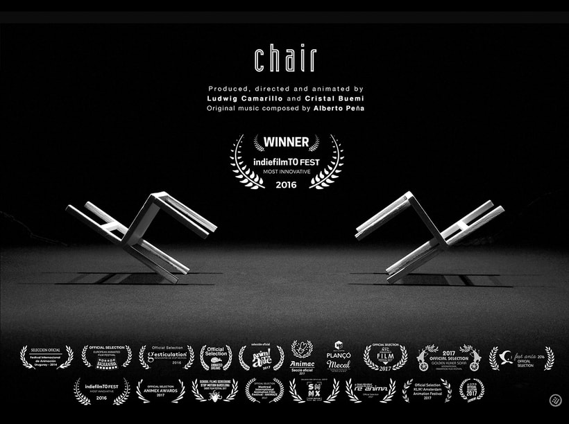 CHAIR a stop motion animation shortfilm. 1