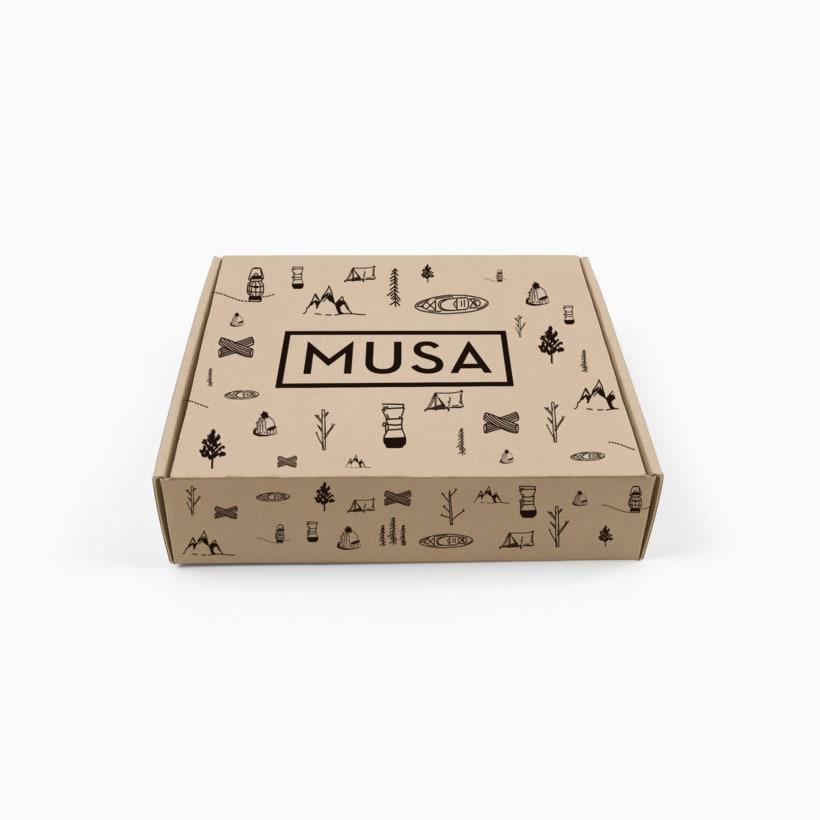 Mi Proyecto del curso: Diseño de packaging 1